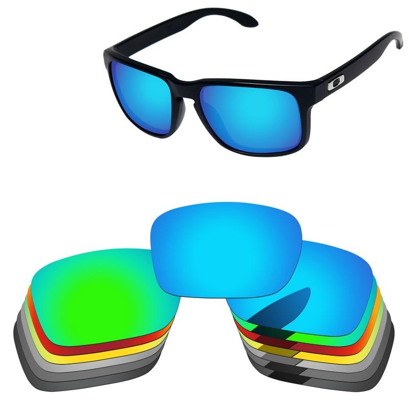 정통 holbrook oo9102 선글라스 용 papaviva 교체 용 렌즈 polarized-multiple options