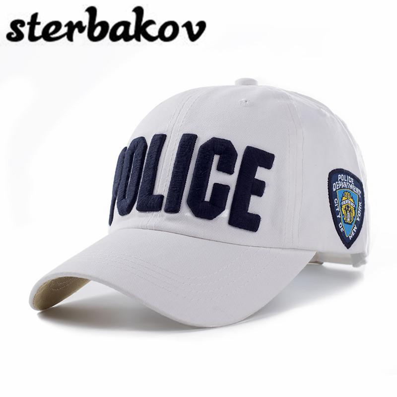 [해외]100 % 목화 어른과 어린이 경찰 야구 모자 남자 전술 모자 남자 야구 모자 브랜드 Snapback Trucker Hat 남자 여자/100% cotton Adults and children Police Baseball Cap Men Tactical Cap Me
