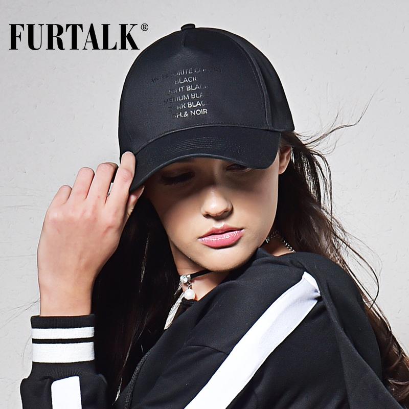 [해외]FURTALK 남자와 여자를검은 모자 야구 모자 패션 브랜드 여름 스냅 백 보트 스키 등산 바람이 부는 날에는 윈드캡/FURTALK black caps for women and men baseball cap fashion brand summer snapback