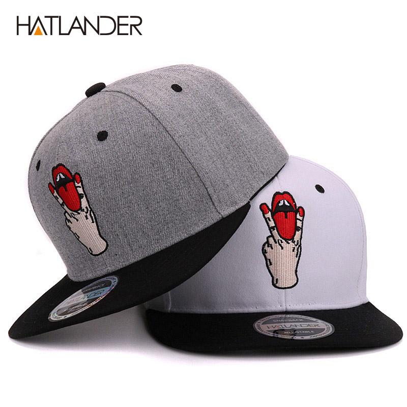 [해외]Hatlander 패션 스냅 백 야구 모자 bboy gorras planas 뼈 스냅 백 모자 멋진 남자 스냅 백 캐주얼 맞는 힙합 뚜껑/Hatlander fashion snapback baseball caps bboy gorras planas bone snap