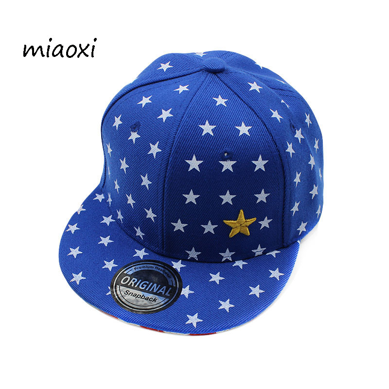 [해외]miaoxi 새로운 아이 힙합 모자 남학생 여름 야구 모자 소녀 스타 조절 가능한 아이들 스냅 백 소년을패션 모자/miaoxi New  Child Hip Hop Cap Boys Summer Baseball Caps Girl Star Adjustable Child