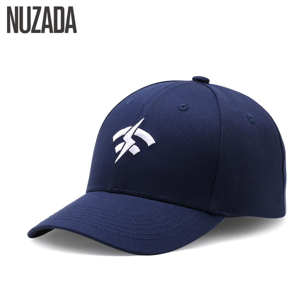 [해외]브랜드 NUZADA 자수 야구 모자 남성용 여성 더블 레이어 뼈 6 색 봄 여름 캡 코튼 스냅 백 코튼 모자/Brand NUZADA Embroidery Baseball Cap For Men Women Double Layer Bone 6 Colors Spring