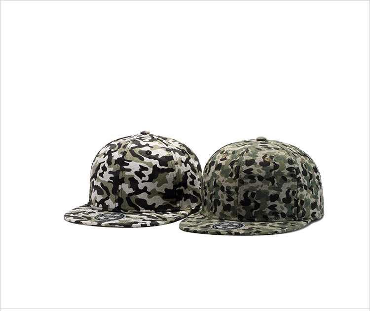 [해외]위장 브랜드 야구 모자 스트리트 캐주얼 남성과 여성을스케이트 보드 힙합 모자/Camouflage Branded Baseball Caps High Street Casual Wear Skateboard Hip Hop Cap For Men And Women