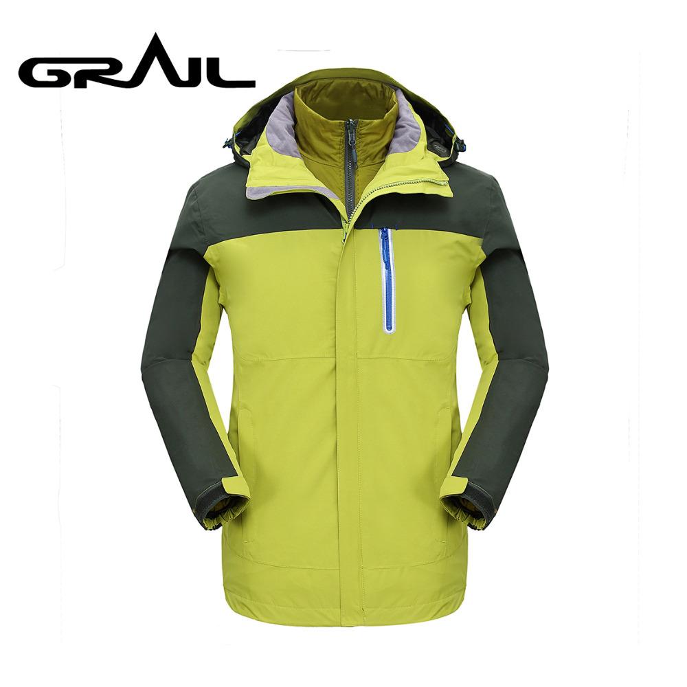 [해외]GRAIL 남자 야외 고온 재킷 고어 텍스 등산 마운틴 코트 남자 캠핑 HikingM2103A 스키 자켓/GRAIL Men Outdoor Heated Jacket Gore-Tex Mountaineering Mountain Coat Men Ski Jacket fo