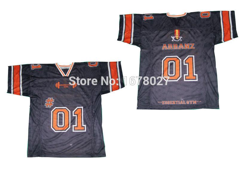 [해외]빠른 배달 멋진 디자인 미국 세련 된 축구 셔츠 MOQ 만 5pcs/Fast Delivery Cool Design American Stylish Football Shirts MOQ only 5pcs