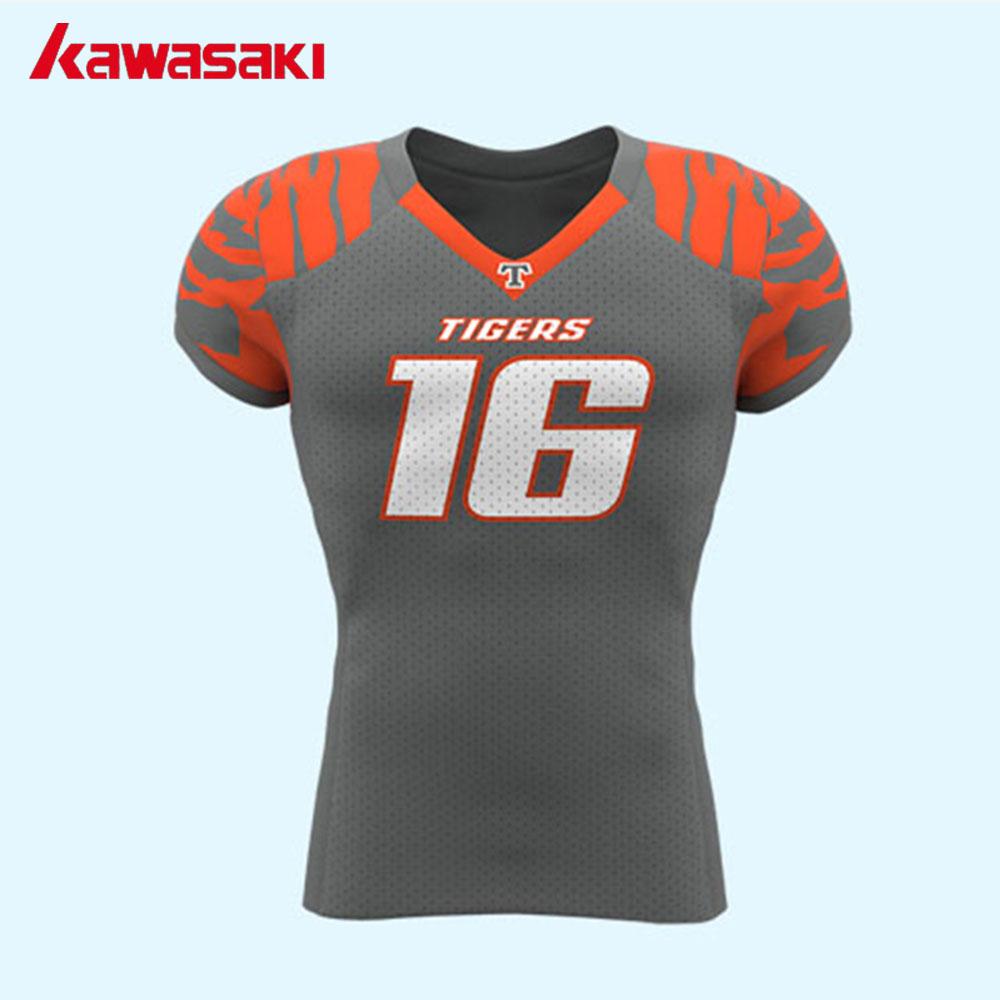 [해외]가와사키 맞춤 청소년 & amp; Mens USA 콜라주 미식 축구 유니폼 통기성 운동 스포츠 팀 착용 플러스 사이즈 XS-4XL/Kawasaki Custom Youth & Mens USA Collage American Football jersey