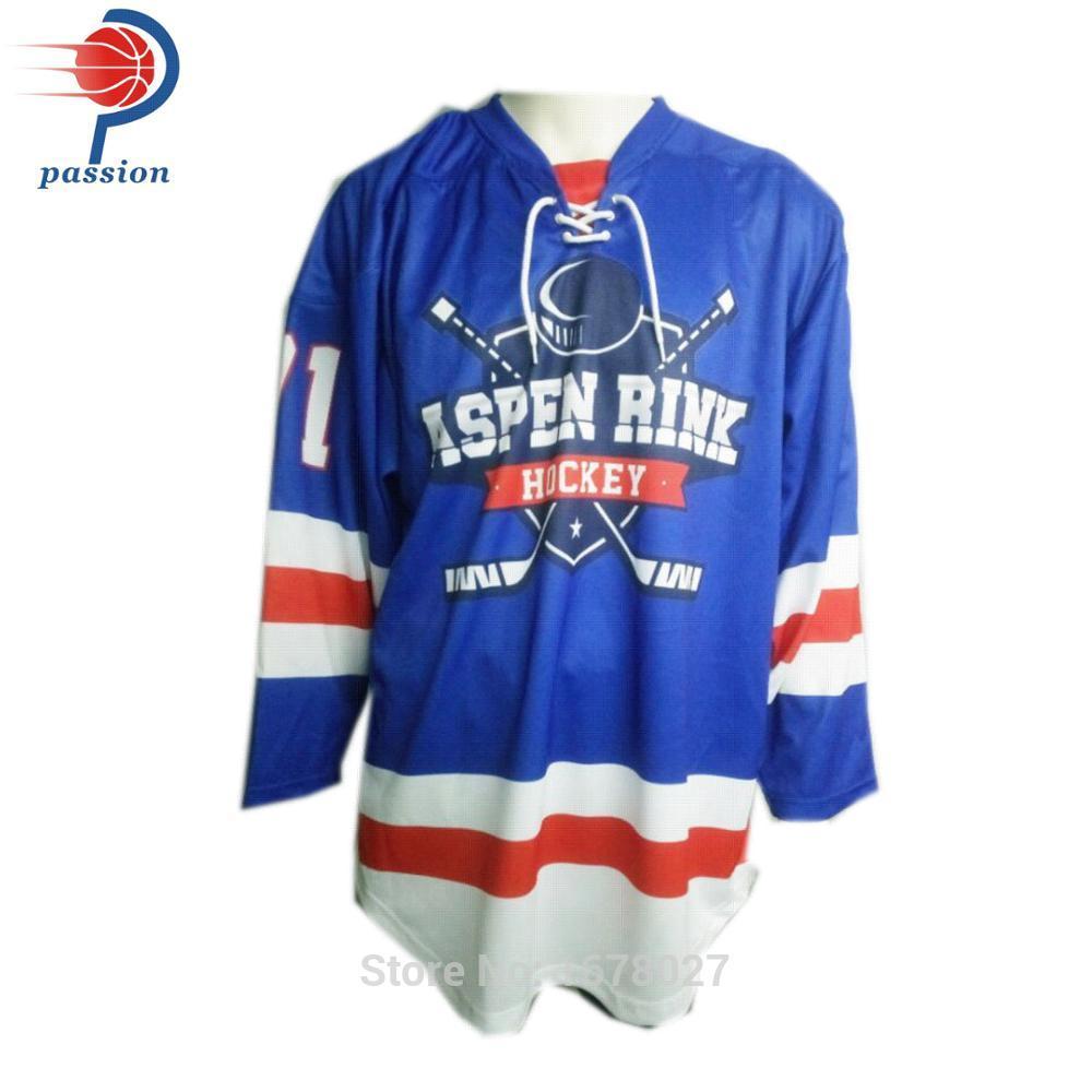 [해외]사용자 정의 만든 된 엮인 된 칼라 아이스 하키 유니폼/Custom made professional laced collar Ice hockey jerseys