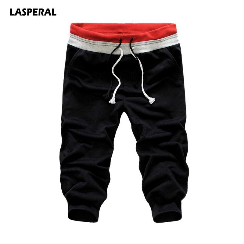 [해외]LASPERAL 휘트니스 남자 스포츠 반바지 캐주얼 운동가 짧은 바지 체육관 러닝 농구 조깅 반바지 플러스 사이즈 S-XXXL Sportwear/LASPERAL Fitness Men Sports Shorts Casual Athleisure Short Pants