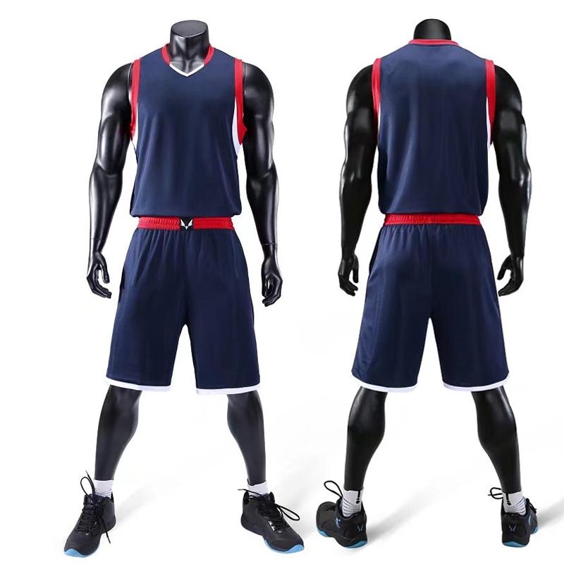 [해외]대학 던지기 농구 저지 셔츠와 반바지 농구 드림 팀 농구 유니폼 훈련 유니폼 정장/College Throwback Basketball Jersey Shirt and Shorts Form of Basketball Dream Team Basketball Unifor