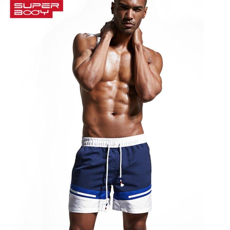 [해외]XY103Superbody 남성 인기 비치 반바지 트렁크 남자 & 섹시한 수영복 수영복 2 색 수영 트렁크 팬티 트레이닝 휘트니스 성가/XY103Superbody Men Popular Beach Shorts Trunks Men&s sexy swimwear