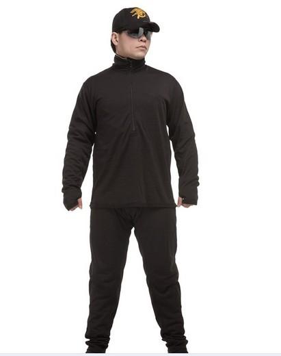 [해외]우리는 야외 방풍과 방수 재킷 남자는 검은 재킷 남성 육군 밀리터리 유니폼을 맞게/us army military uniform for men outdoor windproof and waterproof jacket men suit black jacket