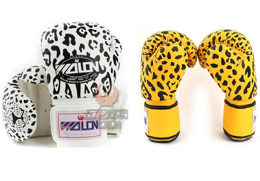 [해외]판매자는 표범 무늬 MMA 산다 남성 / 여성 10 온스 직업 권투 장갑 / 권투 장갑 섹시 장갑을 발로 추천/Seller recommend  Men/women 10 OZ profession boxing gloves in leopard pattern  MMA S