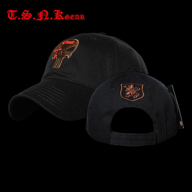 [해외]TSNK 남자 여자 Embroidered Amercian Punisher 씰 팀 코 튼 러닝 햇 조정 Snapback 야구 모자 상자 포장/TSNK Men Women  Embroidered Amercian Punisher SEAL Team Cotton Runni