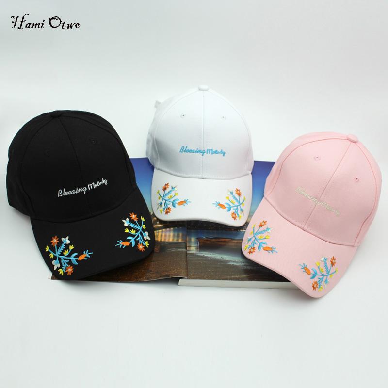 [해외]Hami Otwo 새 패션 야구 snapback 모자 꽃 면화 casquette 여름 가을 힙합 모자 여성 남성 & 캐주얼 골프 모자 모자/Hami Otwo New fashion baseball snapback cap floral cotton casque