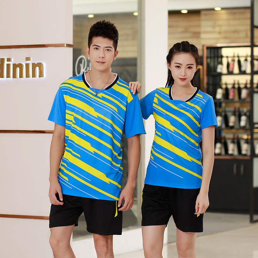 [해외]새로운 Qucik 건조 배드민턴 스포츠 의류 여성 / 남성, 테니스 세트, 테니스 복, 탁구 의류, 배드민턴 착용 세트 3090/New Qucik dry Badminton sports clothes Women/Men,Tennis set,Tennis suit, t
