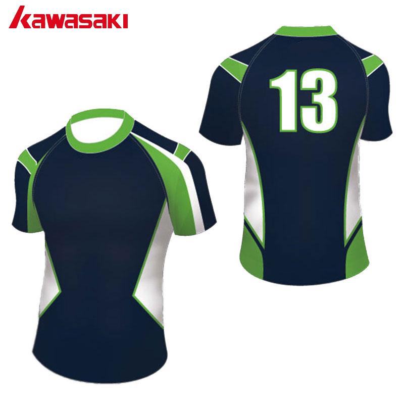 [해외]가와사키 Prefossional 사용자 정의 남성 여성 럭비 탑 셔츠 인쇄 스포츠 팀 천으로 승화 통기성 럭비 저지/Kawasaki Prefossional Custom Men Women Rugby Top Shirts Printing Sports Team Clot