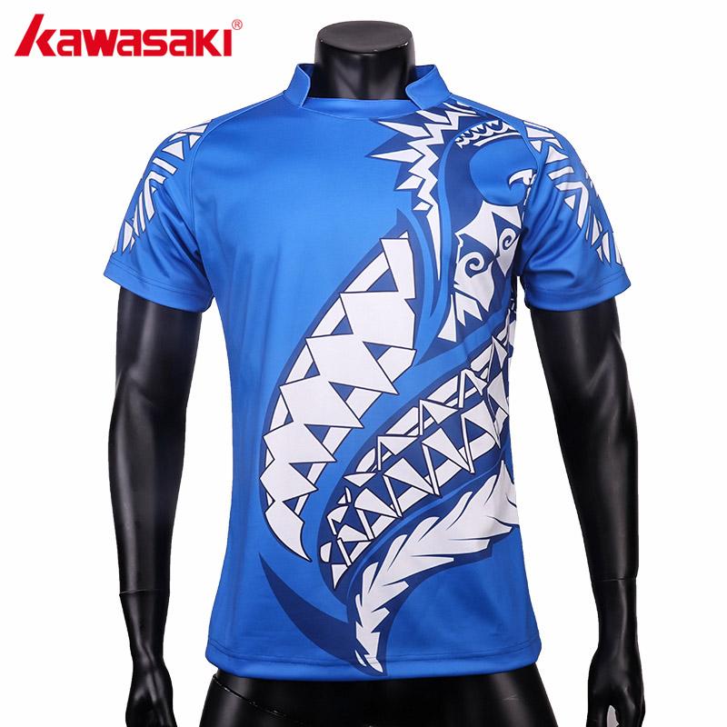 [해외]가와사키 커스텀 럭비 유니폼 럭비 셔츠 반Retail 스포츠 의류 베스트 탑 티셔츠 퀵 드라이 블루 C-RJ0002/Kawasaki Custom Rugby Jerseys Rugby Shirt Short Sleeve Mens Sports Clothing Best