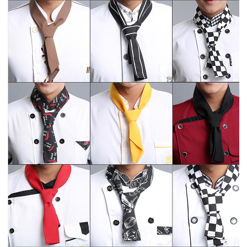 [해외]2015 고품질 목도리 호텔 유니폼 스카프 요리사 스카프 요리를 균일 한 레스토랑 목도리 요리사/2015  High quality neckerchief hotel uniform chef uniform restaurant neckerchief cook scarf