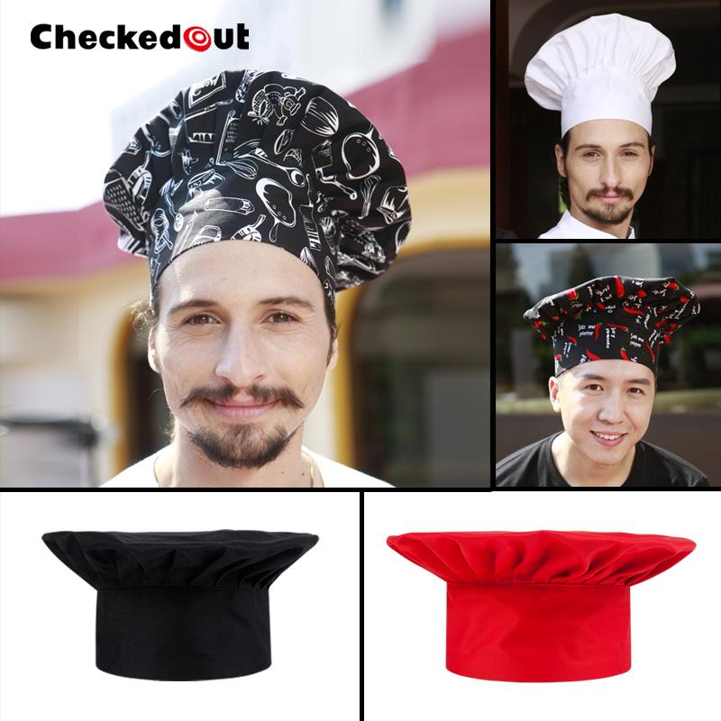 [해외]폴리 에스테르면 과자 평면 모자 요리사 모자 checkedout 작업 캡/Working cap checkedout polyester cotton pastry flat cap cook cap
