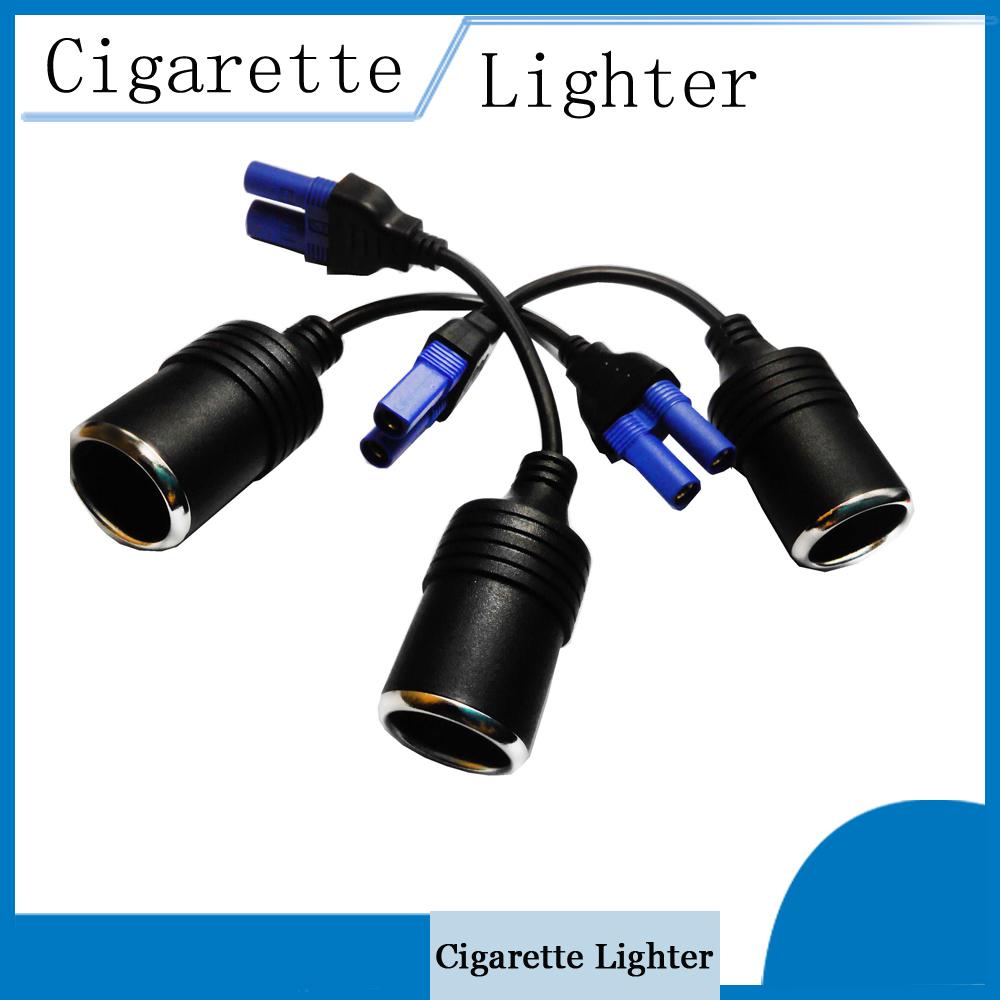[해외]?자동차 점프 스타터 액세서리 12V EC5 자동차 담배 라이터 소켓 충전기 자동차 카메라와 자동차 냉장고/ Car Jump Starter Accessories 12V EC5 Car Cigarette Lighter Socket Charger For Car Cam