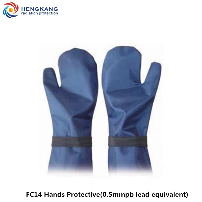 [해외]감마선 및 엑스레이 보호 장갑 병원 / 실험실 핵 방사선 보호 0.5mmpb 슈퍼 소프트 리드 장갑/Gamma ray and x-ray protective gloves Hospital/laboratory nuclear radiation protection 0.5