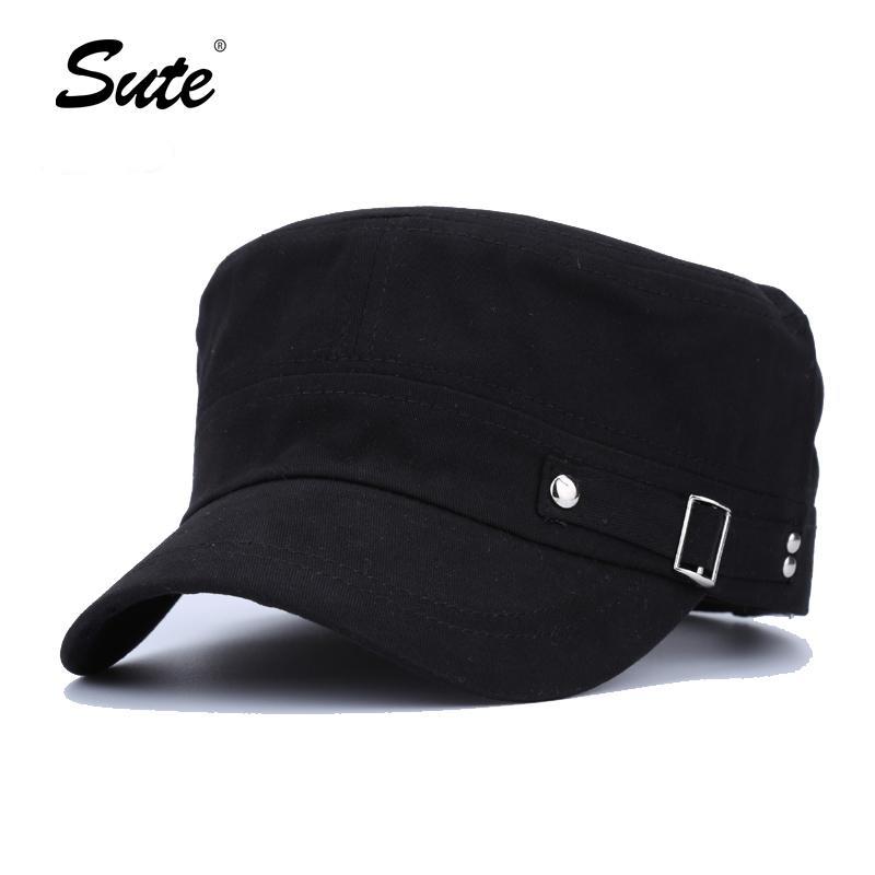 [해외]위장 된 위장 클래식 서비스 육군 스냅 백 모자 여자 남자 스타일 야구 모자 순찰 캐스케이 플랫 모자 M-107/sute camouflage Classic Service Army Snapback hats Women Men  style Baseball Caps