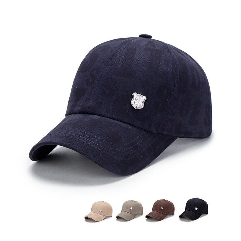 [해외]100 % 코튼 브랜드 남성 야구 모자 아빠 모자 캐켓 여성 Snapback 모자 뼈 모자 남성용 단색 태양 모자 Gorras Caps/100% Cotton Brand Mens Baseball Caps Dad Hat Casquette Women Snapback