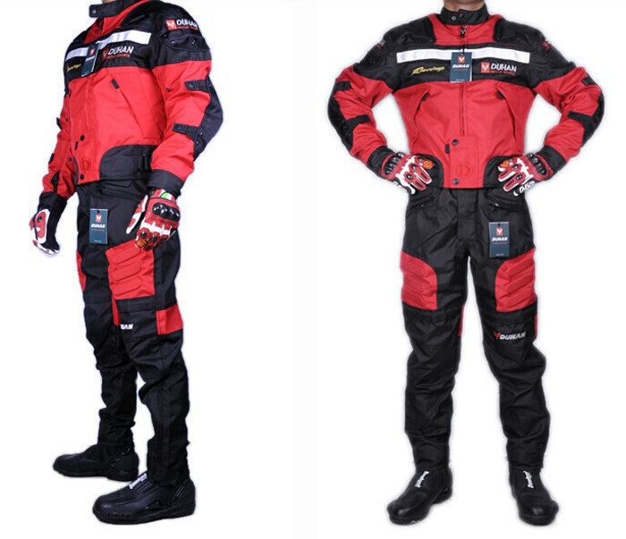 [해외]1 세트 재킷 & A, 바지 고품질 DUHAN 여름 오토바이 경주 옥스포드 방수 자켓 motorcross 정장/1 SET jacket&pants high quality DUHAN  summer motorcycle racing Oxford water