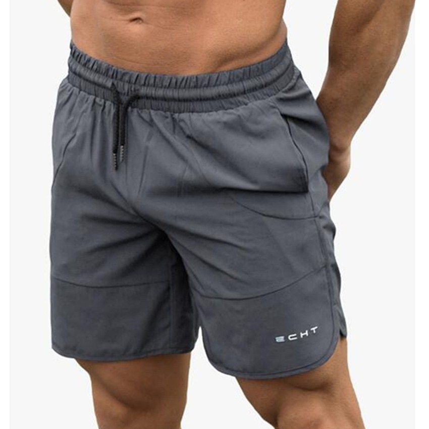 [해외]남성 보디 빌딩 반바지 2018 새로운 캐주얼 운동 반바지 남자 & 느슨한 피팅 패션 브랜드 여름 남자 피트니스 남성 & 짧은/Mens Bodybuilding Shorts 2018 New Casual Workout Shorts Men&s Loose