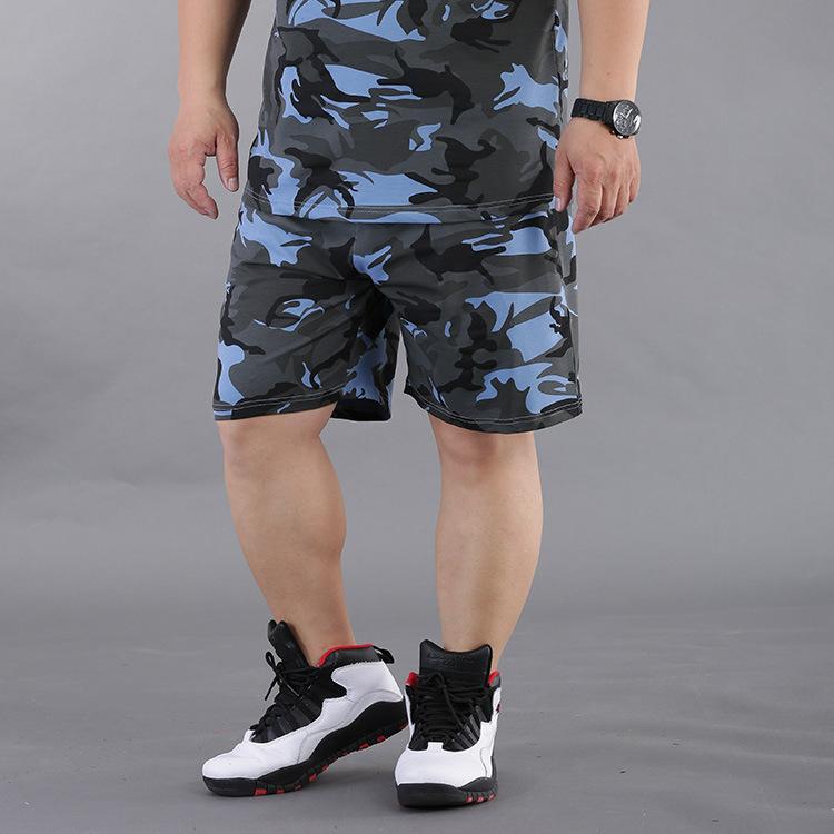[해외]7XL 8XL 망 플러스 사이즈 여름 위장 반바지 2017 힙합 헐렁한 반바지 느슨한 스케이트 보드 짧은 050103/7XL 8XL Mens Plus Size Summer Camouflage Shorts 2017 New Arrival Hip Hop Baggy s