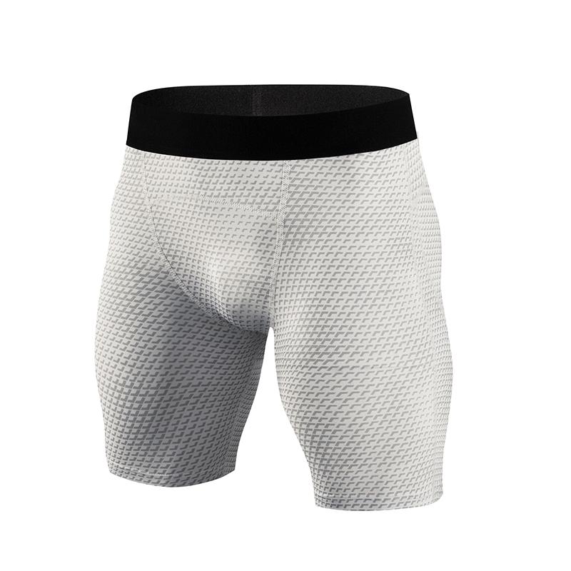 [해외]?여름 망 압축 반바지 꽉 바지 남성 보디 빌딩 조깅 호흡 반바지 남성 & s 휘트니스 체육관 짧은 바지 mma 2018/ Summer Mens Compression shorts Tight pants men bodybuilding Jogger Breath