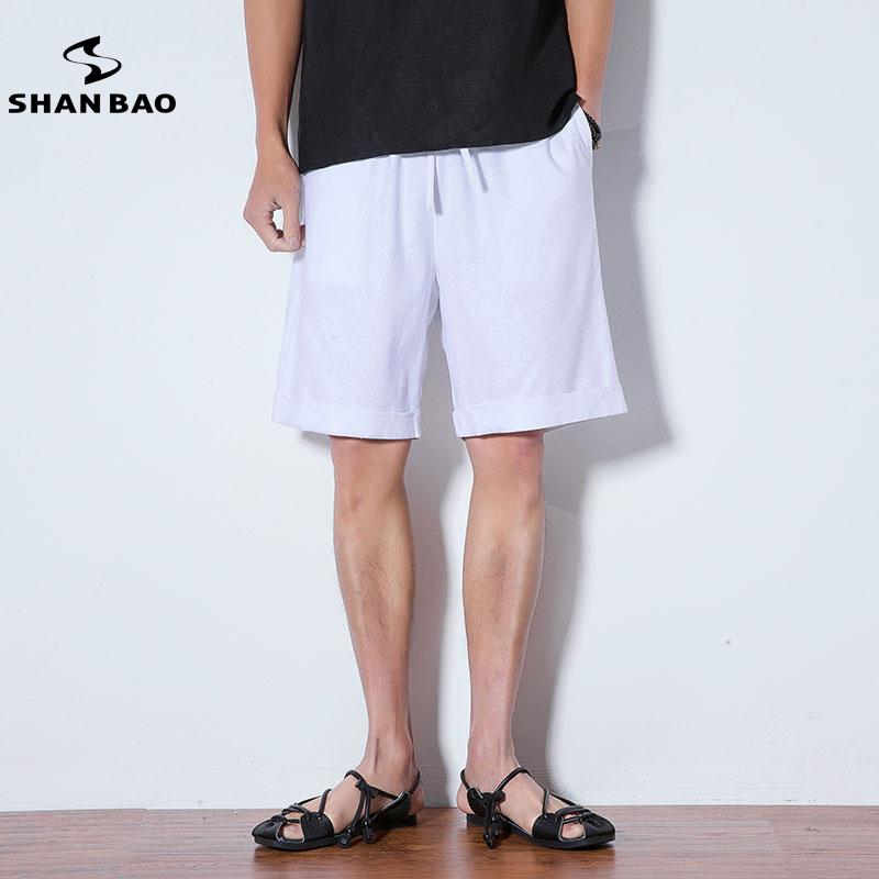 [해외]여름 브랜드의 신사복 & 느슨한 캐주얼 반바지 화이트 블랙 네이비 블루/Summer brand new men&s loose casual shorts white black navy blue