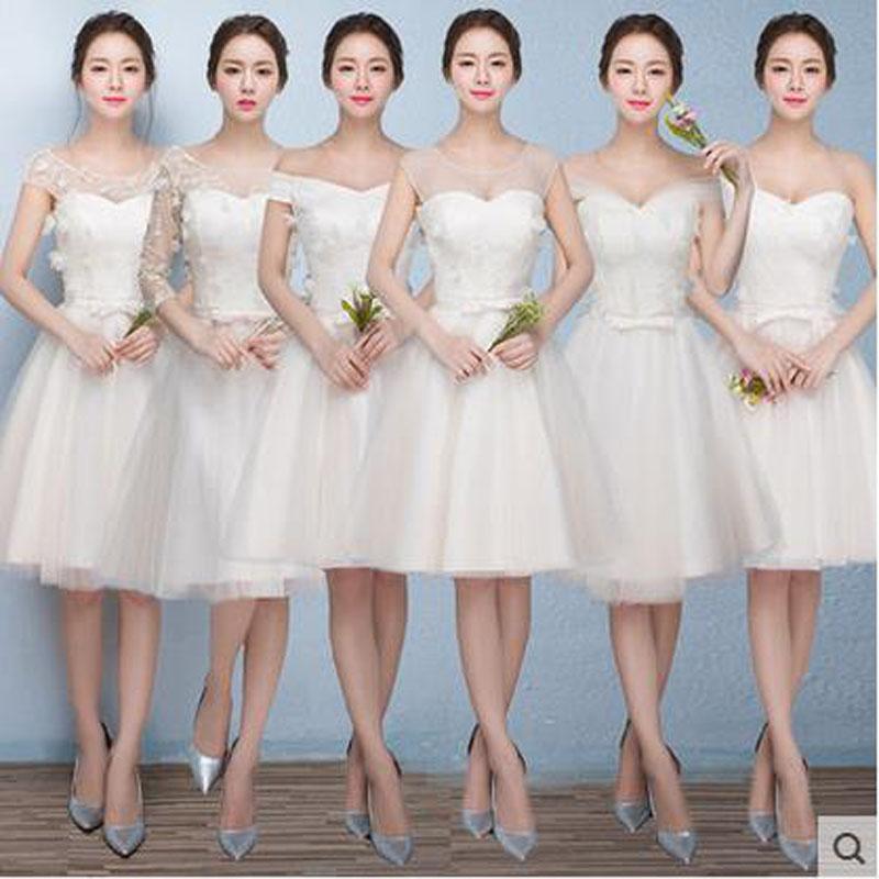 [해외]2016 신부 들러리 드레스/2016 Bridesmaid Dresses