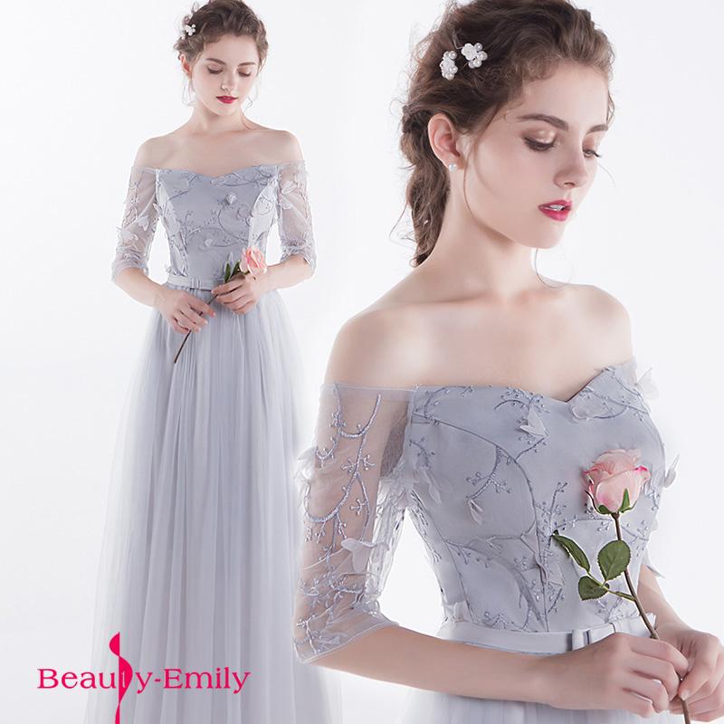 [해외]뷰티 에밀리 6 스타일 availabele 들러리 드레스 2018 년 파티 드레스 A 라인 fashinable 홈 커밍 웨딩 파티 파티 가운/Beauty Emily Six style availabele Bridesmaid Dresses 2018 prom dres