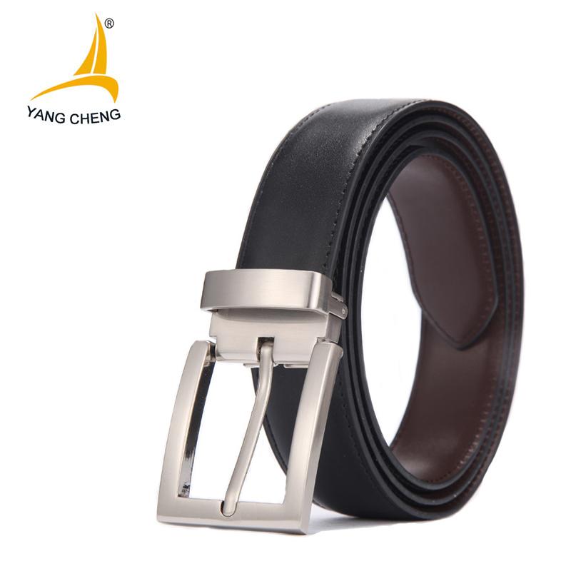 [해외][CNYANGCHENG] 남성  가죽 스트랩 벨트 버클 Cummerbunds 고급 벨트 남성용 디자이너 벨트 남성용 허리 스트랩/[CNYANGCHENG] Male Genuine Leather Strap Belt Buckle Cummerbunds Luxury Be