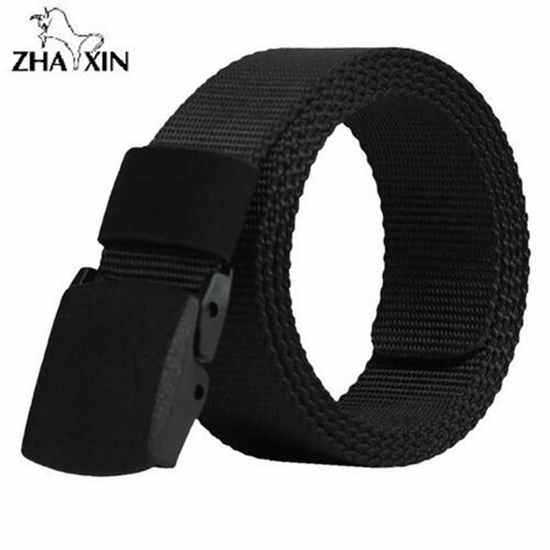 [해외]2017 남자 캔버스 벨트 군용 Cinturon 서부 스트랩 남자 & S 벨트 럭셔리 남자 전술 브랜드 Cintos/2017 Men Canvas Belt Military Cinturon Western Strap Men&S Belts Luxury Men T