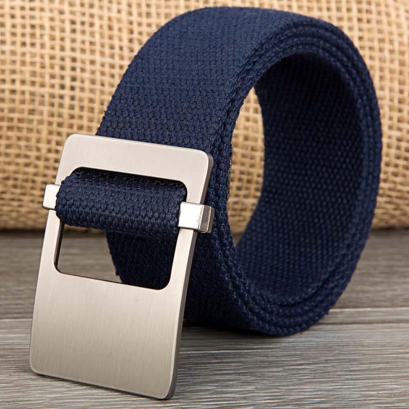 [해외]130cm 여성 청바지 캐주얼 스타일 딥 블루 남성 벨트 UniCanvas 벨트 허리 스트랩 여성/130cm Casual Style Deep Blue Men Belt For Jeans Ladies Women UniCanvas Belt Waist Strap Fem