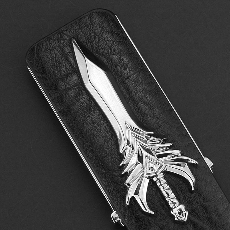 [해외]높은 품질 정품 가죽 벨트 패션 칼 버클 디자이너 망 벨트 남자 청바지에 대 한 소 가죽 벨트 럭셔리 브랜드 허리 스트랩