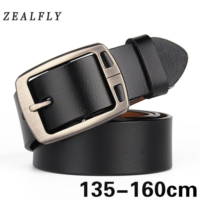 [해외]160cm 남자의 큰 크기 핀 버클 벨트 디자이너 스트랩 남성  가죽 청바지 빈티지 카우보이 벨트 긴 허리띠/160cm Big Size Pin Buckle Belts Of Men Designer Strap Male Genuine Leather Jeans  Vin