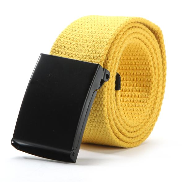 [해외]UniWaist Belt Mens Boys 일반 웨빙 허리띠 캐주얼 캔버스 벨트/UniWaist Belt Mens Boys Plain Webbing Waistband Casual Canvas Belt
