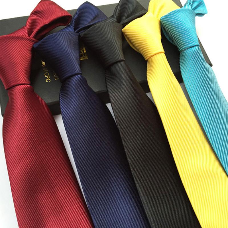 [해외]공장 판매자 8cm 남자 & s 클래식 넥타이 자 카드 짠 cravatta 넥타이 솔리드 스트라이프 twill 패션 비즈니스 Neckwear 파티 액세서리/Factory Seller 8cm Men&s Classic Tie Jacquard Woven cra