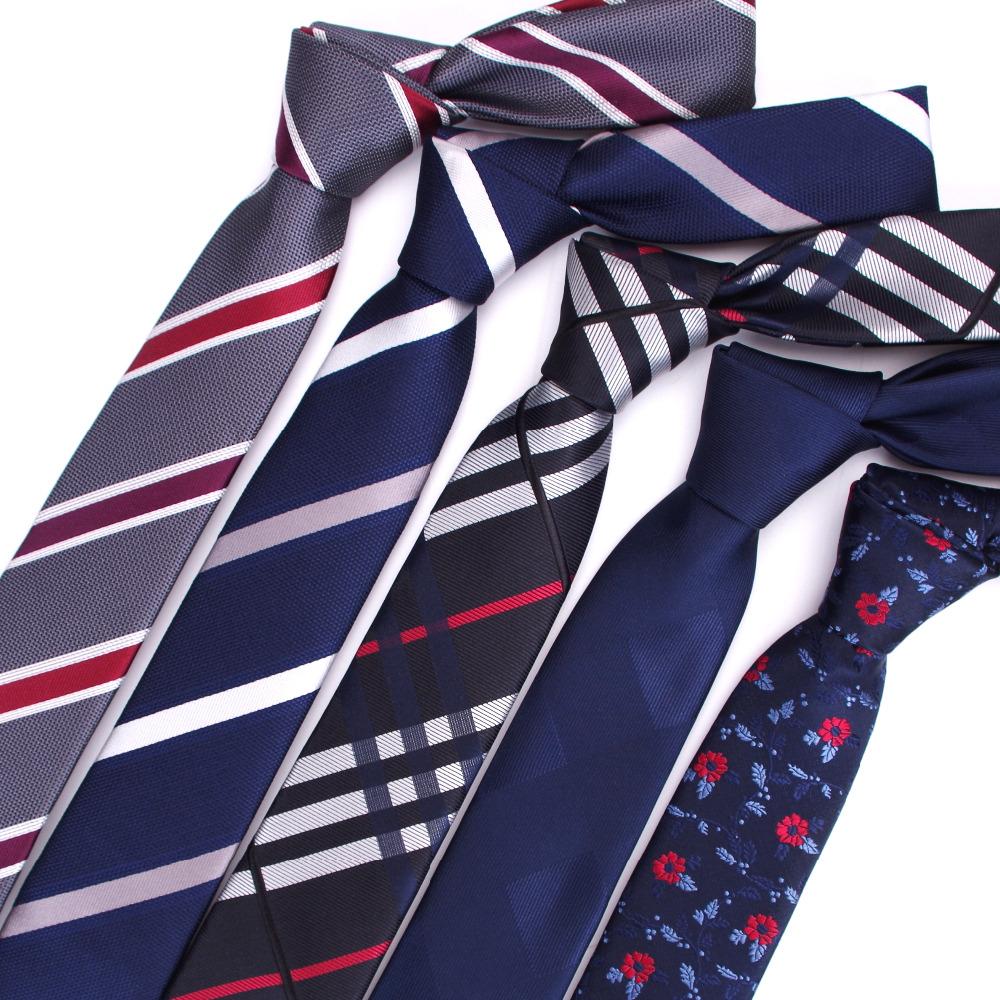 [해외]2017 새로운 패션 넥타이 영국 스타일의 줄무늬 자카드 짠 남자 & 넥타이 넥타이 6cm 비즈니스 웨딩 넥타이 남성 드레스/2017 New fashion tie  England style Stripes JACQUARD WOVEN Men&s Tie Nec