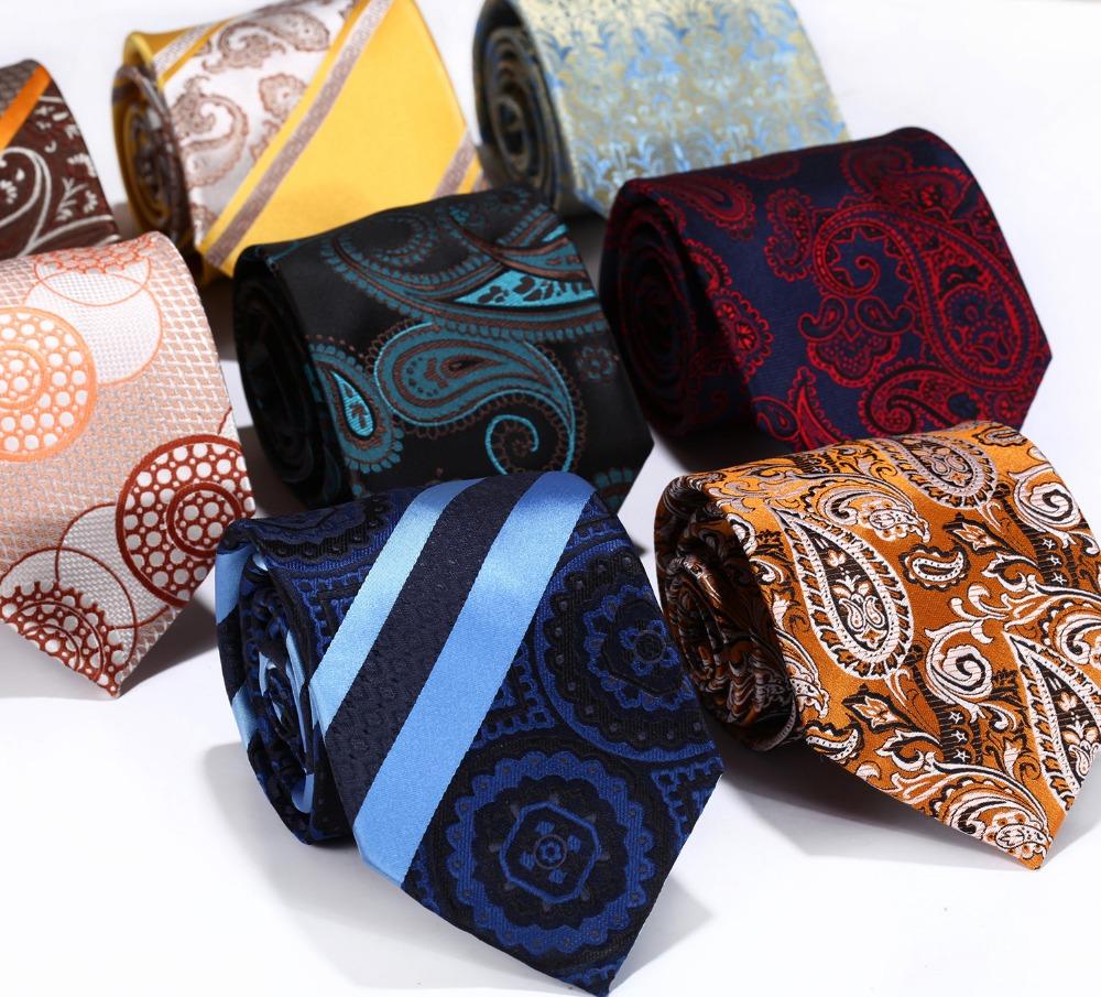 [해외]Floral 3.4 & 100 % 실크 웨딩 뉴 자카드 직물 클래식 남성 넥타이 넥타이 J8/Floral 3.4& 100% Silk Wedding New Jacquard Woven Classic Men Tie Necktie J8