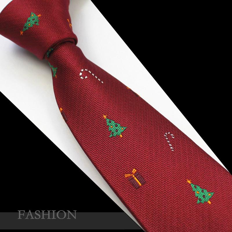 [해외]RBOCOTT 레드 크리스마스 넥타이 7cm 눈사람 넥타이 크리스마스 남자 & 블루 & amp; 그린 크리스마스 트리 넥타이 산타 클로스 넥 타이 슬림/RBOCOTT Red Christmas Tie 7cm Snowman Ties For Christ