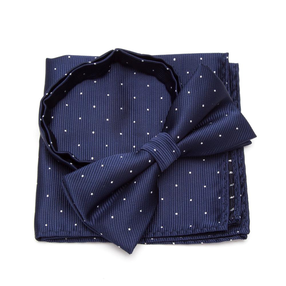 [해외]Bowtie Cravat Set 남성 넥타이 솔리드 디자이너 패션 Dot neck tie wedding 비즈니스 넥타이 Drees tie 남성 cravat Pocket towel/Bowtie Cravat Set Men ties Solid designers fas