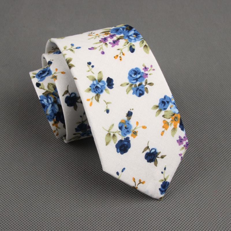 [해외]Mantieqingway 신랑 결혼식 꽃 넥타이 남성 코튼 남성 & s 인쇄 스키니 슬림 넥타이 Gravatas 정장 파티 용 나비 넥타이/Mantieqingway Groom Wedding Floral Ties for Men Cotton Men&s Pri