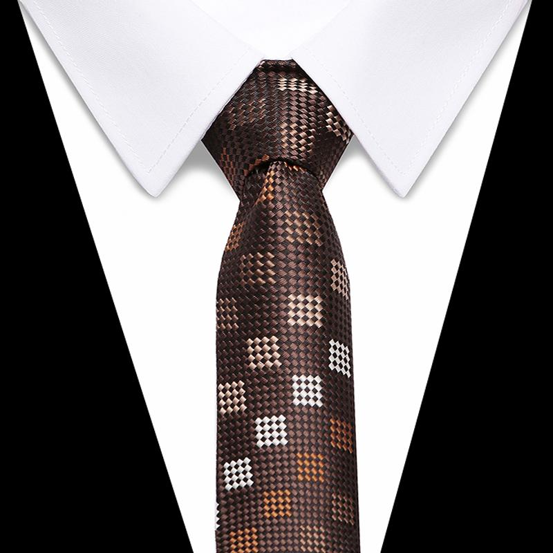 [해외]남자 공식 비즈니스 실크 넥타이 자카드 직물 남자 정장 넥타이 기하학적 도트 패턴 3 & 스키니 슬림 좁은 결혼식 넥타이 망/Man Formal Business Silk Necktie Jacquard Woven Men Suit Ties Geometric