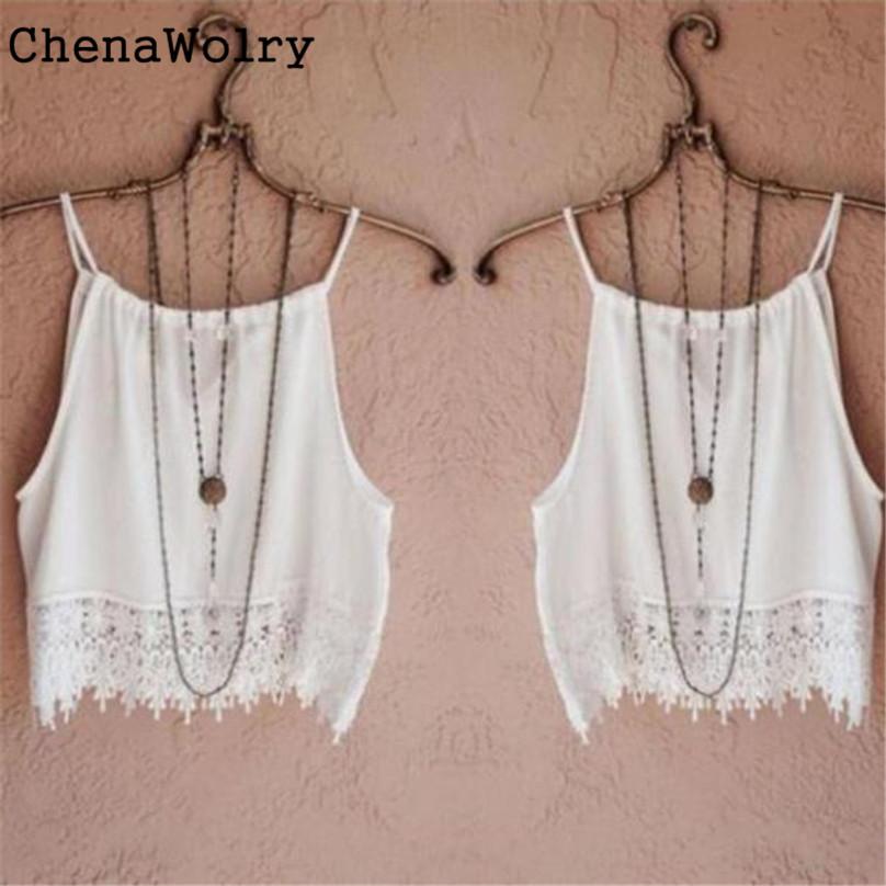 [해외]ChenaWolry 1PC s 매력적인 고급 새 패션 디자인 여성 레이스 탑스 짧은 Retail BlouseTank 탑스 티셔츠 11 월 7/ChenaWolry 1PC s Attractive Luxury New Fashion Design Women Lace To