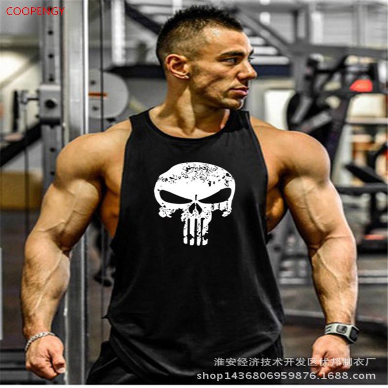 [해외]2017 년 새로운 브랜드 의류 보디 빌딩 헬스 남자 탱크 탑 골드 고릴라 착용 조끼 스트링거 착용 언더 셔츠/2017 New Brand clothing Bodybuilding Fitness Men Tank Top Golds Gorilla Wear Vest St