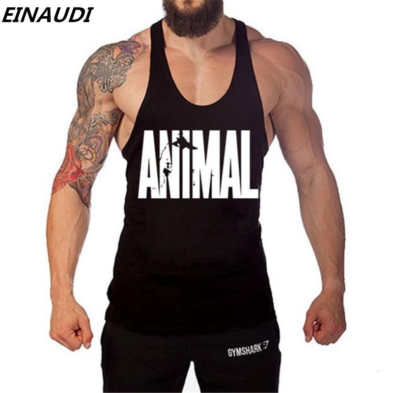 [해외]동물의 스트링거 망 탱크 탑 민Retail 셔츠, 탱크 탑 보디 빌딩 및 휘트니스 남성 및 싱글 룸 운동복/Animal  Stringers Mens Tank Tops Sleeveless Shirt,tanktops Bodybuilding and Fitness Me